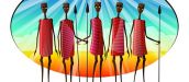 African art all over the world: current exhibitions