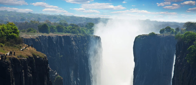 Livingstone and the Victoria Falls - Action Packed Destinations