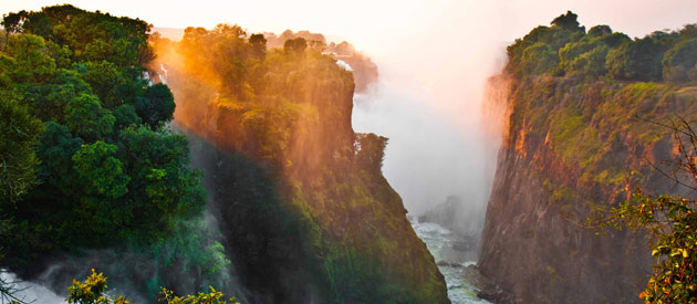 Activities at the Victoria Falls and Things to Do