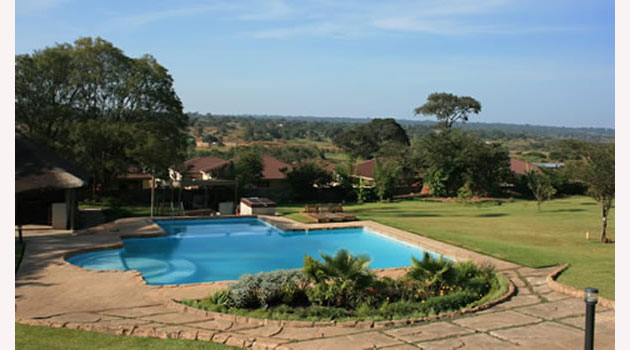 THE ROYAL SOLWEZI HOTEL