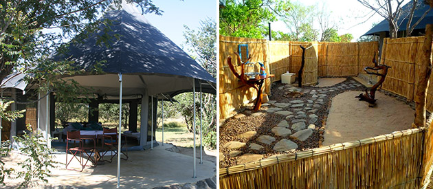 Mawimbi Bush Camp - Zambia