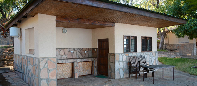 Eagles Rest Resort - Accommodation in Siavonga -Zambia.
