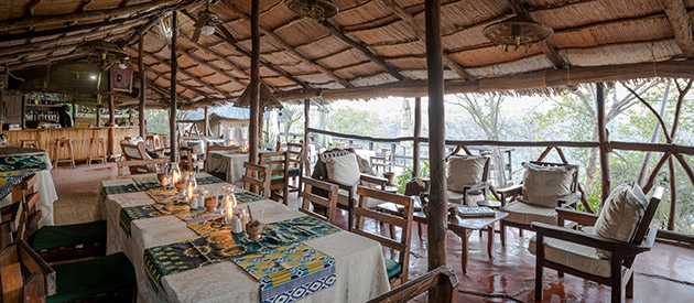 Taita Falcon Lodge - Livingstone accommodation - Zambia