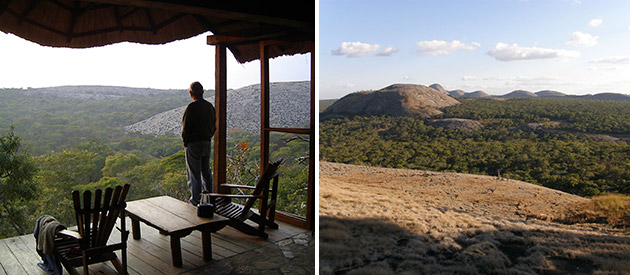 MUTINONDO WILDERNESS LODGE AND CAMPSITE