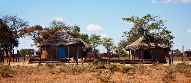 Mchelenge, in the Luapula Province of Zambia